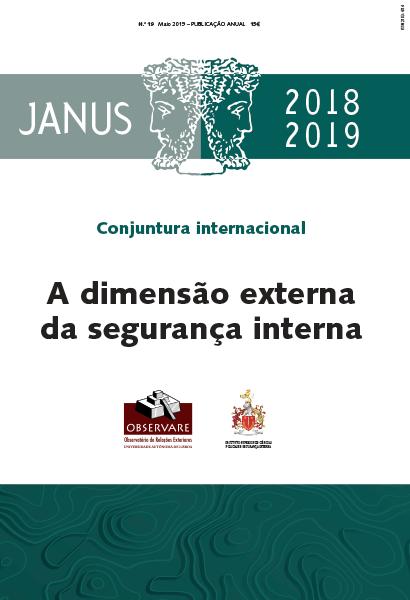 JANUS 2018-2019 – A DIMENSÃO EXTERNA DA SEGURANÇA INTERNA