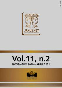 JANUS.NET Vol.11, n.2