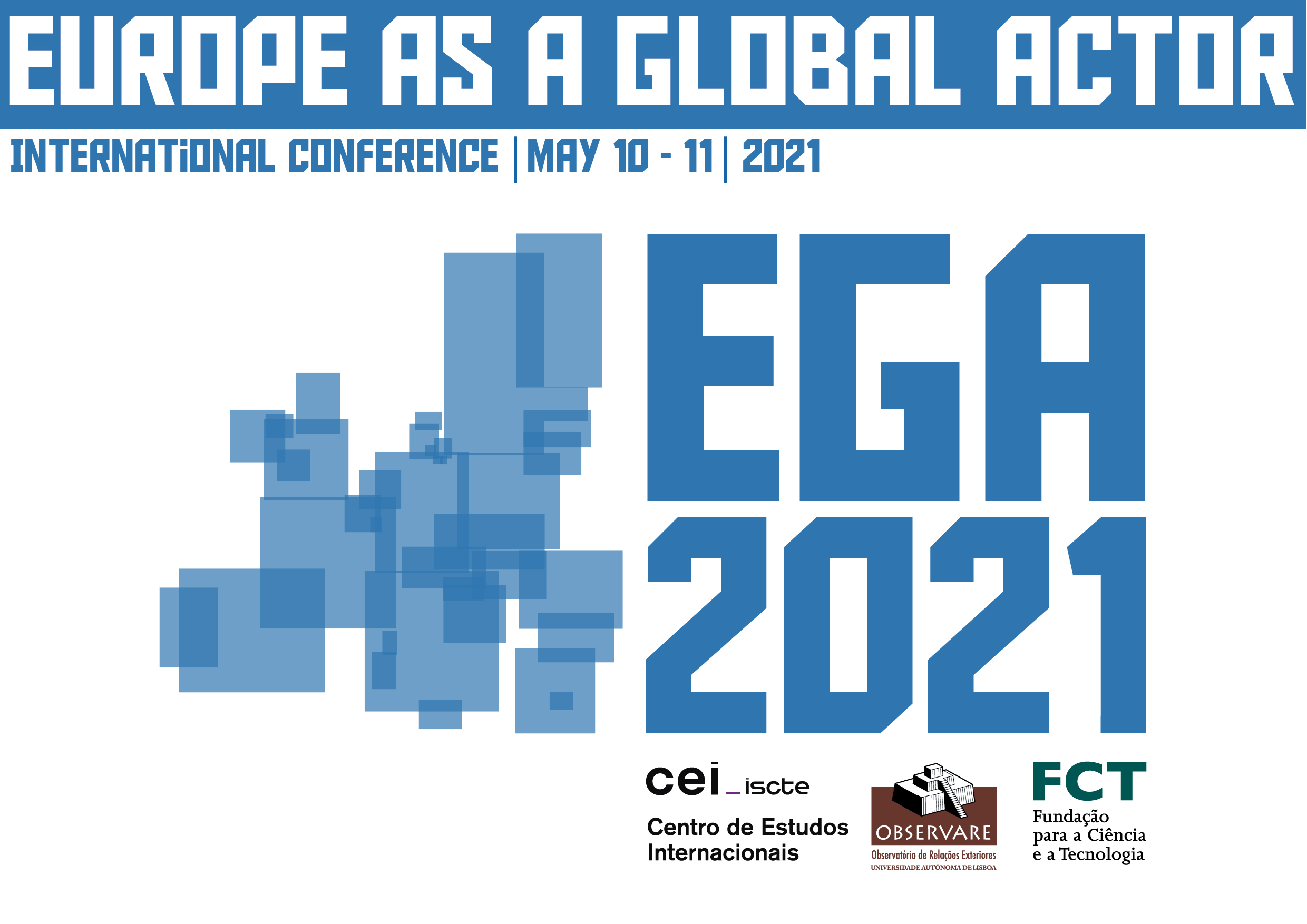 "EGA 2021 – ""EUROPE AS A GLOBAL ACTOR"""