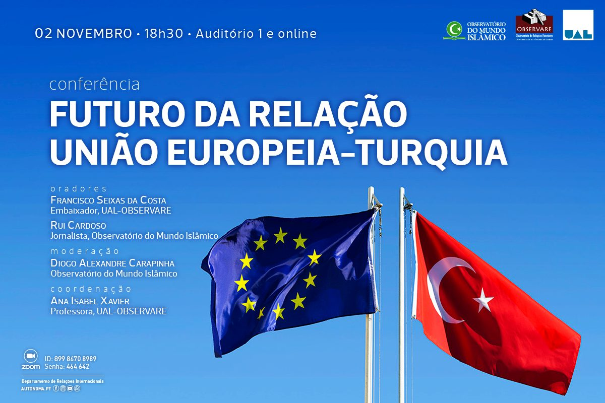 """CONFERENCE """"FUTURE OF THE EU-TURKEY RELATIONSHIP"""""""