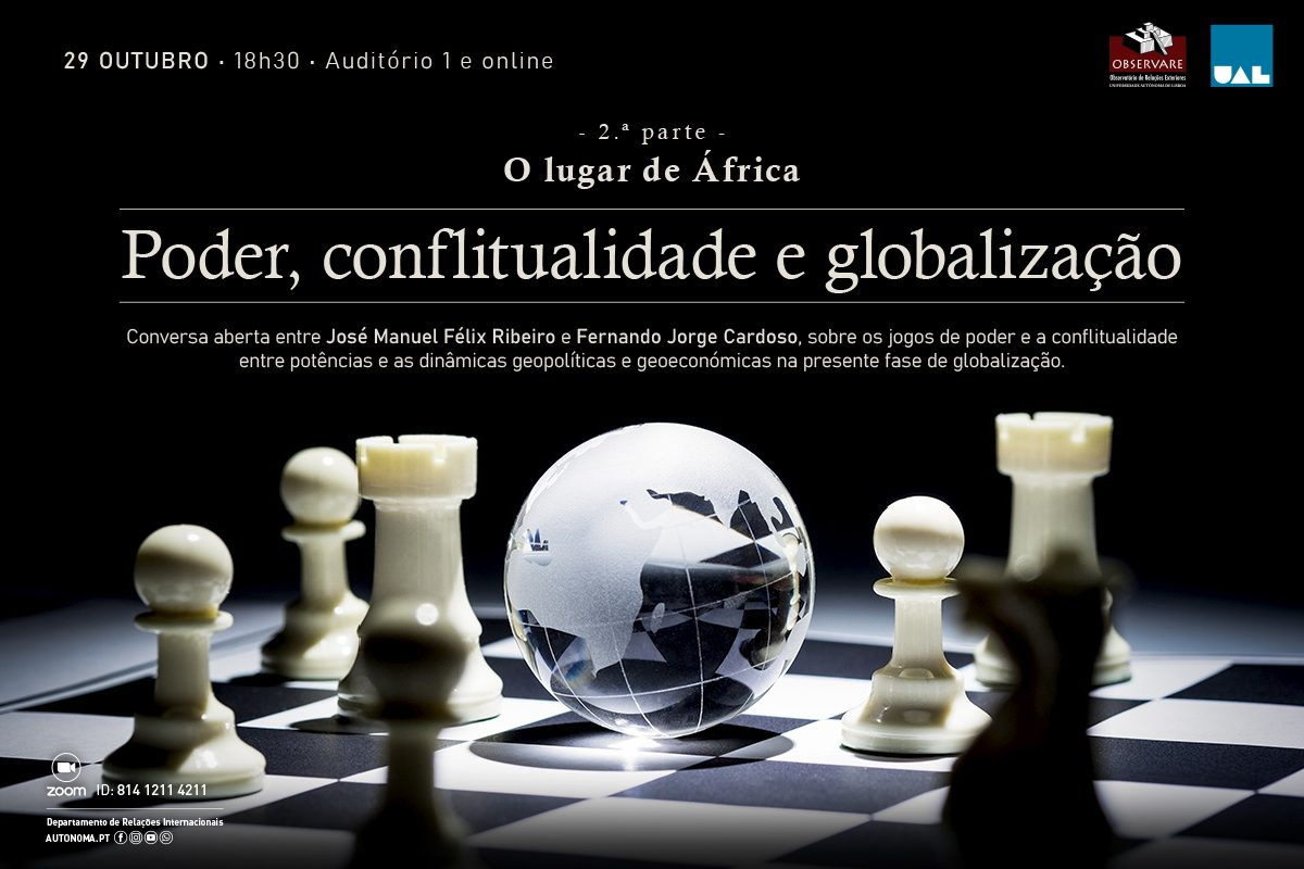 OPENING SESSION OF THE MASTERS DEGREE IN INTERNATIONAL RELATIONS – PART II